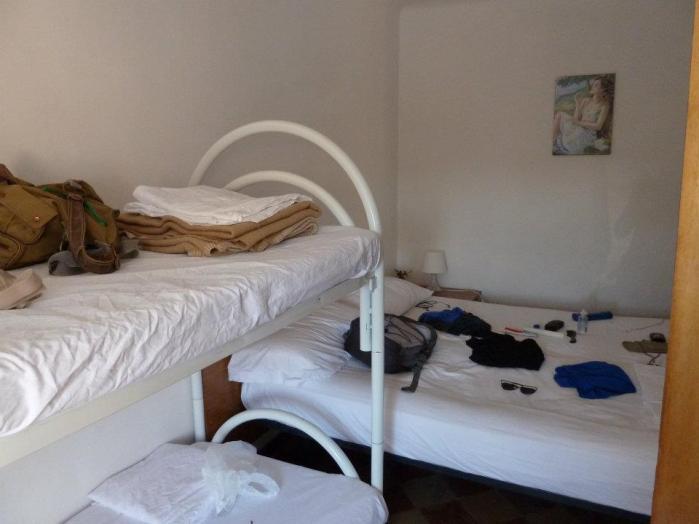 Our Weird Hostel...
